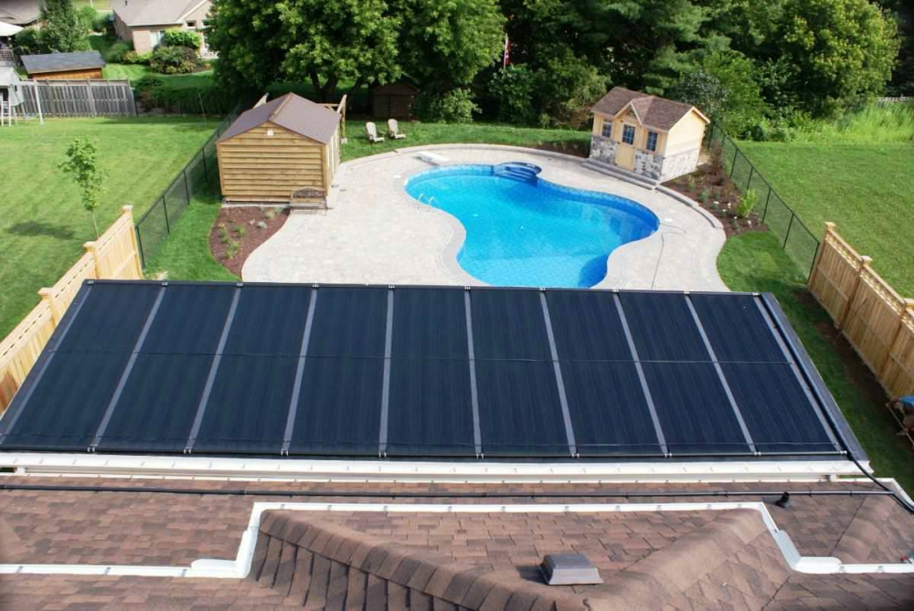 5 Best Solar Pool Heater For 2018