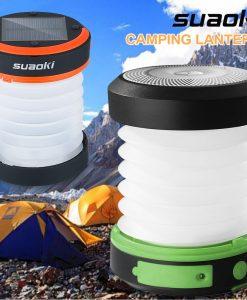 Solar Camping Lanterns