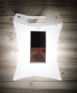 Inflatable Solar LED Camp Light