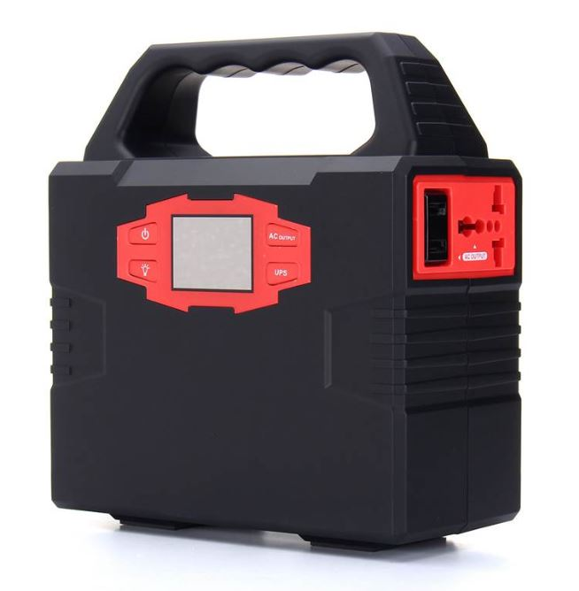 Portable Solar Generator Power Supply Energy Storage